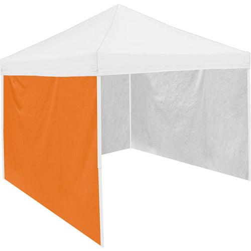 Logo Chair NCAA Orange Tent Side Panel