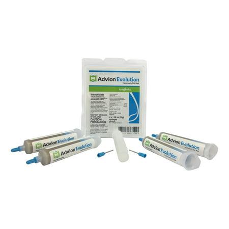 Cockroach Gel - Advion Evolution Cockroach Gel Bait - 4 tubes