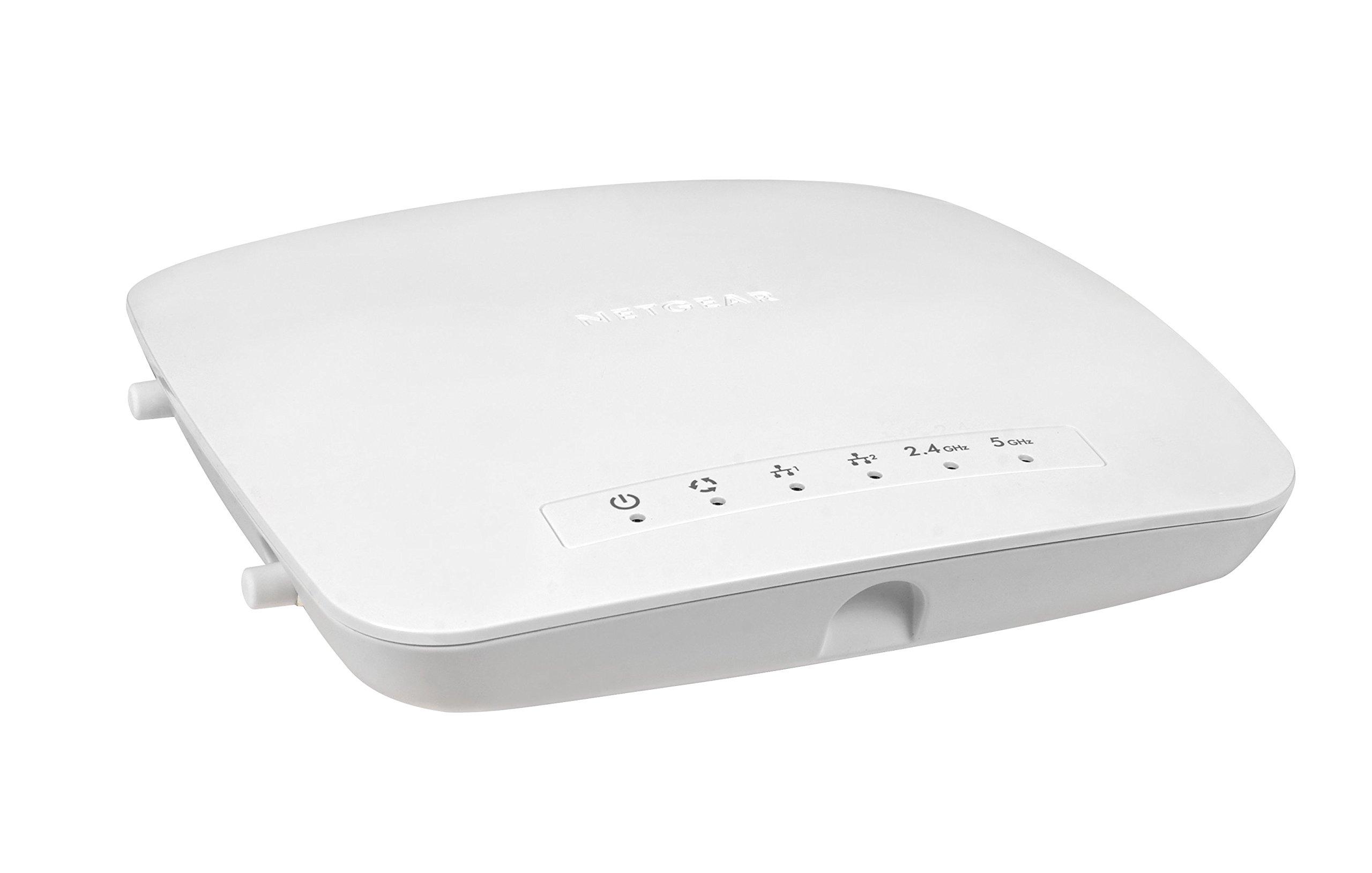 NETGEAR ProSAFE Premium 4x4 802.11ac Wave 2 Wireless Access Point (WAC740-100NAS) by NETGEAR