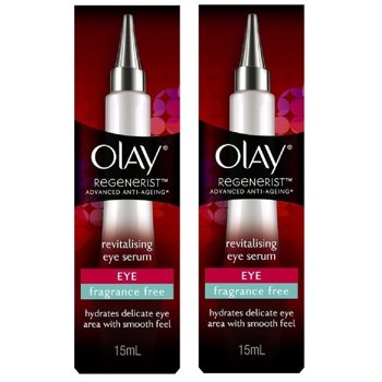 2-Pack Olay Regenerist Revitalizing Eye Lifting Serum (0.5 Oz)