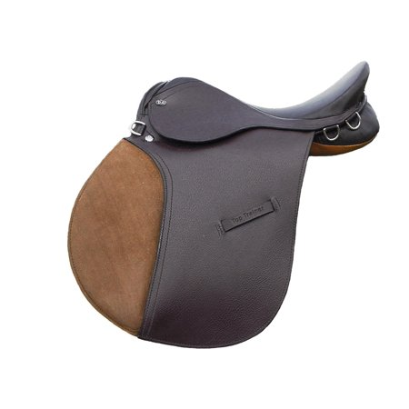 Closeout Training (Derby Originals Top Trainer All Purpose English Saddle Closeout - 14
