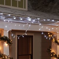 Banner LED Cool White Banner Mini Lights - 150 ct.Christmas String Lights Pre-Lit Light Display with Constant LED!, 150 Count Holiday Banner LED Mini.., By Holiday Living