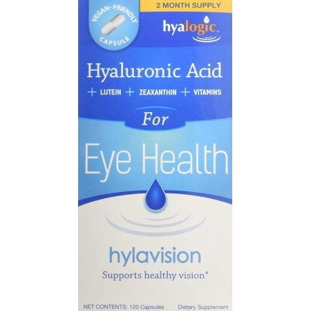 , Hylavision, 120 Count Hyalogic - Standard - 120 Count Package