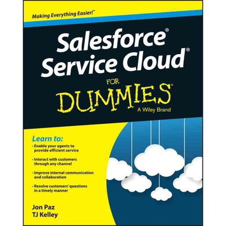 Salesforce Service Cloud For Dummies