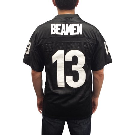 Willie Beamen #13 Miami Sharks Football Jersey Any Given Sunday Costume - Halloween Space Miami