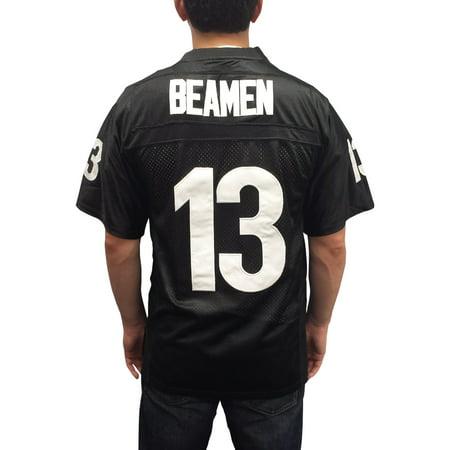 Willie Beamen #13 Miami Sharks Football Jersey Any Given Sunday Costume Steamin