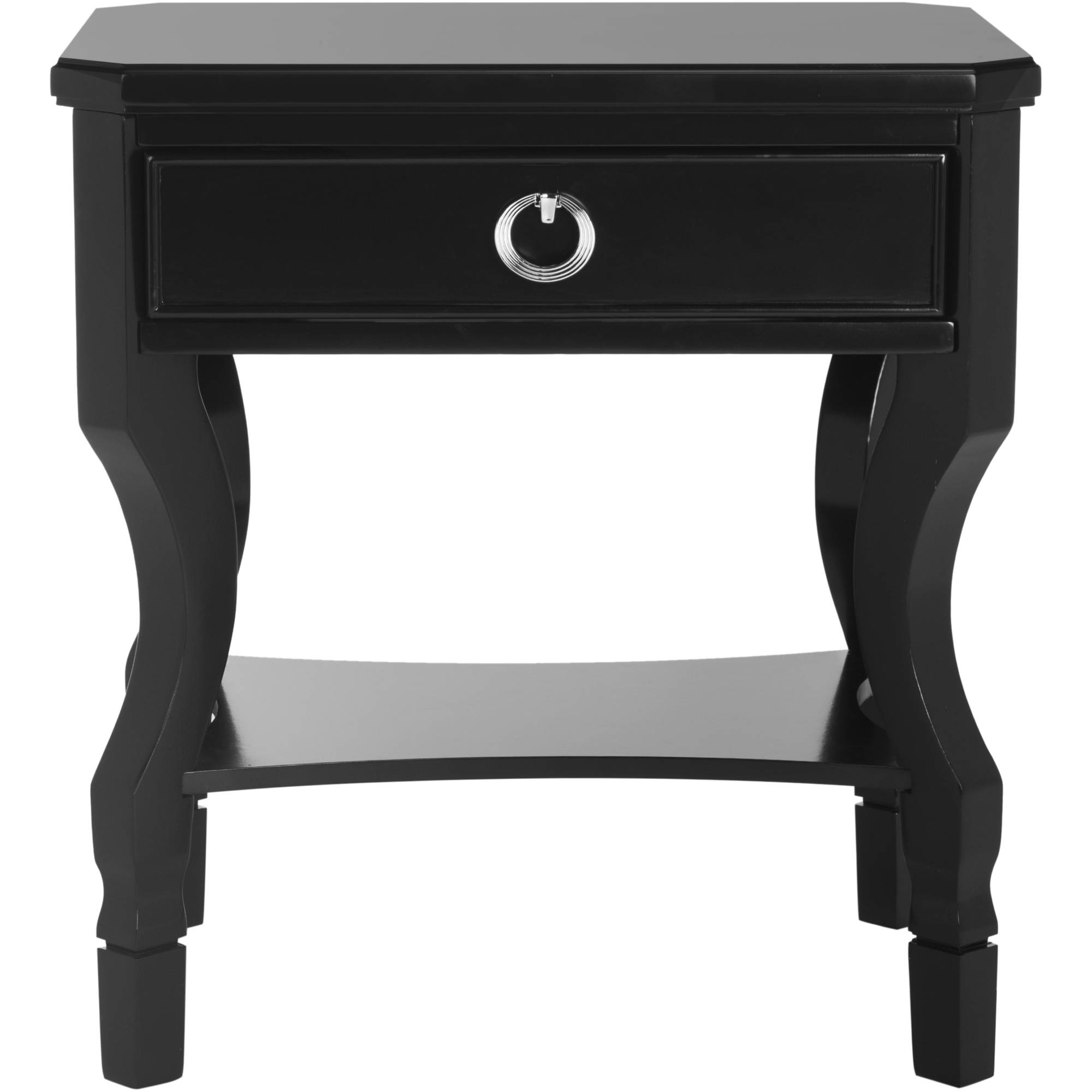 Safavieh Alaia One Drawer Nightstand, Multiple Colors by Safavieh