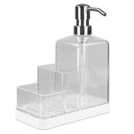 Rebrilliant Bevers Kitchen Countertop Soap Dispenser
