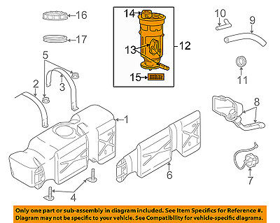 Mopar 52060489AH Fuel Tank Filler Neck