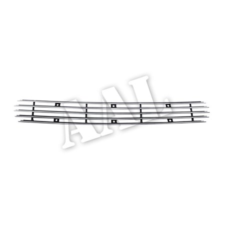 AAL REPLACEMENT BILLET GRILLE / GRILL INSERT For 1999 2000 2001 2002 2003 FORD F150 F-150 2WD BUMPER INSERT-NO CUT 1PC BUMPER REPLACEMENT 2003 Ford F150 Bumper