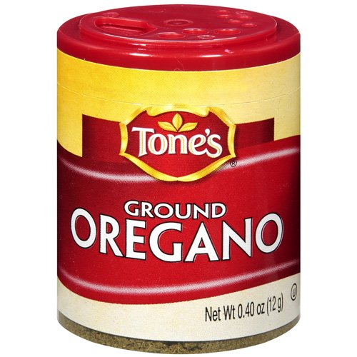 Tone's Ground Oregano, .4 oz