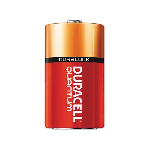 Quantum Alkaline Batteries with Duralock Power Preserve Technology DURQU1300BKD