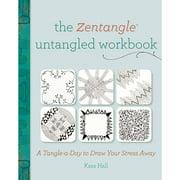 North Light Books The Zentangle Untangled Workbook