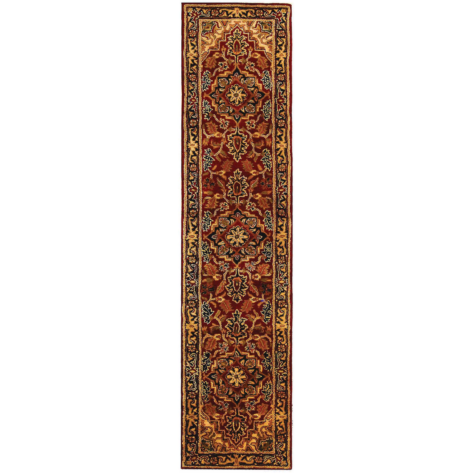 Safavieh Classic George Tufted Wool Runner Rug