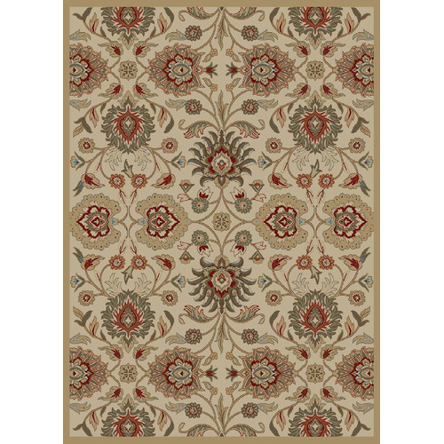 Mayberry Rug Timeless Beige Viola Area Rug