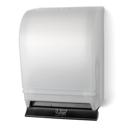 Palmer Fixture Push Bar Roll Towel Dispenser