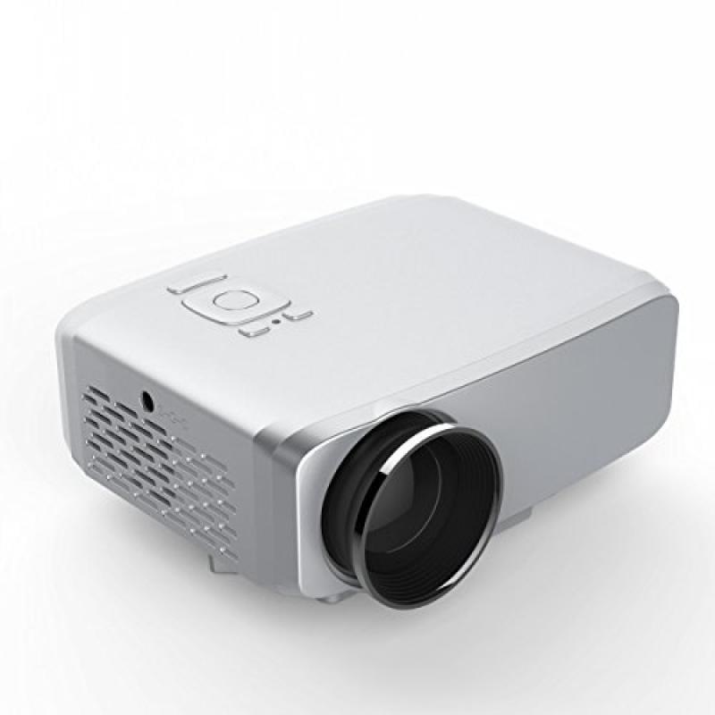 Simplebeamer GP9S LED LCD Mini Projector 800 Lumen 800X40...