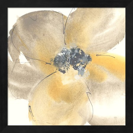 Great Art Now Flower Tones II by Chris Paschke Framed Wall Art 13