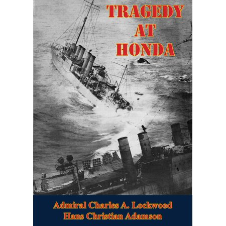 Tragedy At Honda [Illustrated Edition] - eBook