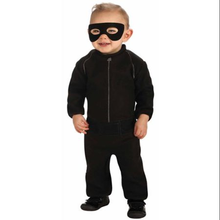 Catwoman Costume Romper Infant