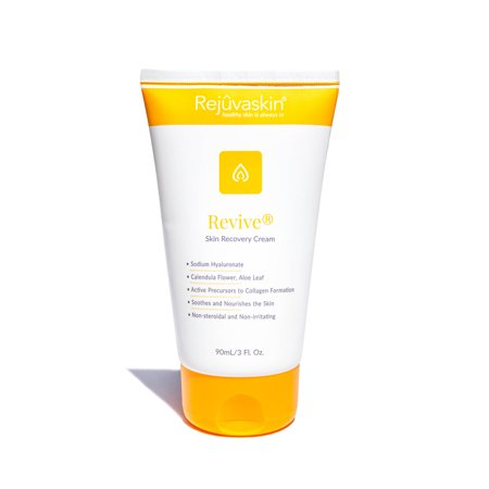 Rejuvaskin Skin Recovery Cream - Radiation Relief - Soothes and Nourishes Skin - 90mL/3 Fl