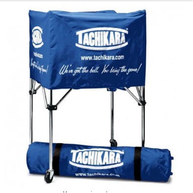 Tachikara BIKSP.SC Portable Volleyball Cart - Scarlet - image 1 of 1