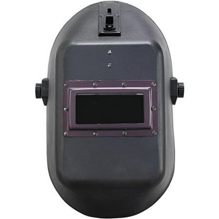 Kimberly Clark Professional Jackson Safety Huntsman W10 900 Series Welding Helmet  4 1 4  X 2   Black