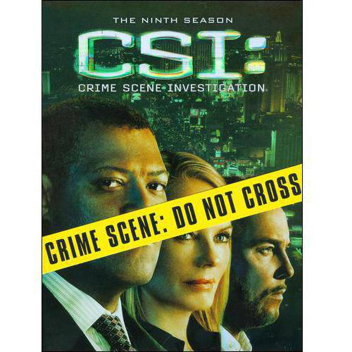 CSI-9TH SEASON COMPLETE (DVD/6DISCS)