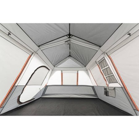 Ozark Trail 10 Person Instant Lighted Cabin Tent Best