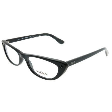 Vogue Eyewear Gigi Hadid For Vogue VO 5236B W44 53mm Black Womens Cat-Eye (Vogue Eyewear For Women)