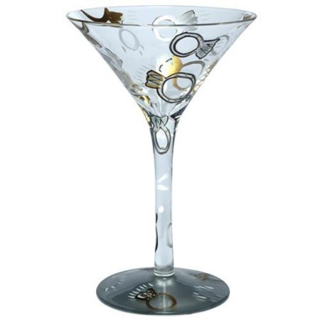 Santa Barbara GLS4-5520N Lolita Martini Glass Wedding