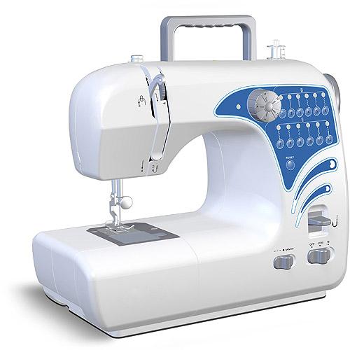 Michley Lil' Sew & Sew 12-Stitch Sewing Machine