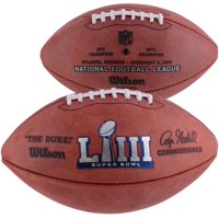 Super Bowl LIII Wilson Official Game Football