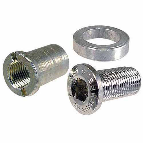 Chainring Bolts Sugino Maxi 14mm 5 Bolts with Spacer