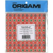 """Origami Paper 5.875""""X5.875"""" 24 Sheets-Chiyogami"""