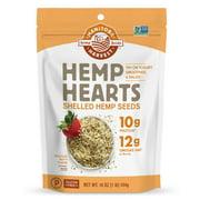 Manitoba Harvest Hemp Hearts, Shelled Hemp Seeds, 16 Oz