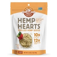 Manitoba Harvest Hemp Hearts, 16 oz