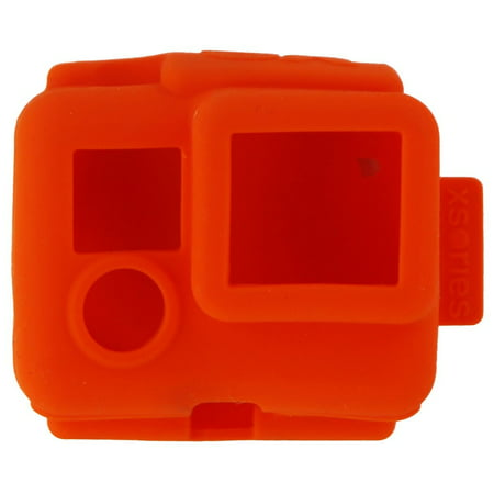 XSories Silicone Cover Case for GoPro Hero, Hero 3, 3+ and Hero 4 -