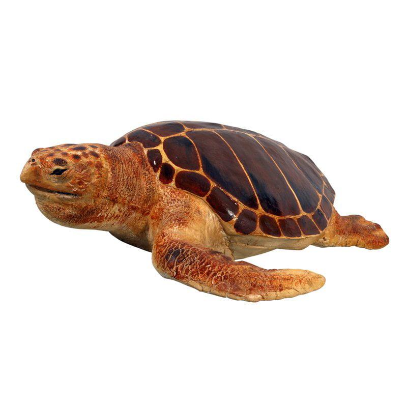 Design Toscano Giant Loggerhead Sea Turtle Statue by Design Toscano