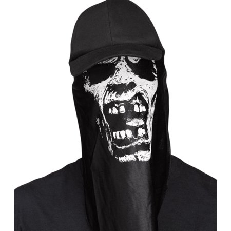 Creature Cap Scream 4 Halloween Movie Serie Costume Accessory - Masque Halloween Scream