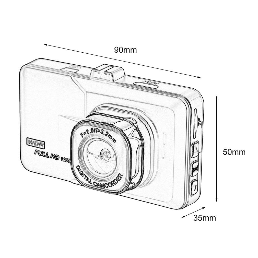 3 inch lcd dash camera video car dvr recorder full 1080p hd g 1080P Funny 3 inch lcd dash camera video car dvr recorder full 1080p hd g sensor 32gb walmart