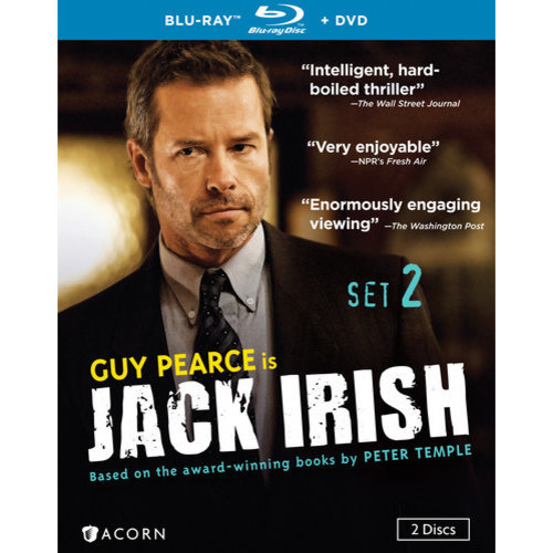 Jack Irish: Set 2 (Blu-ray   DVD) (Widescreen)