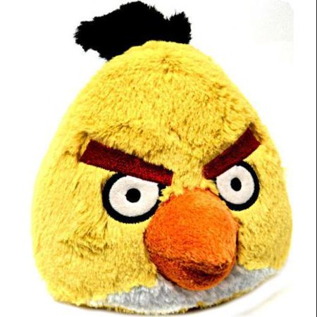 Angry Birds Yellow Bird Plush - Yellow Angry Bird