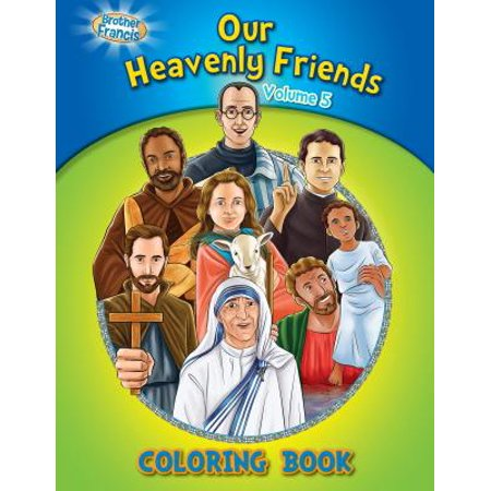 - Coloring Book : Our Heavenly Friends V5