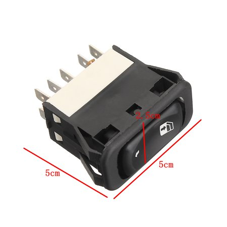 Passenger Side Electric Power Window Switch For Freightliner Columbia 2001-2011 - image 6 of 6