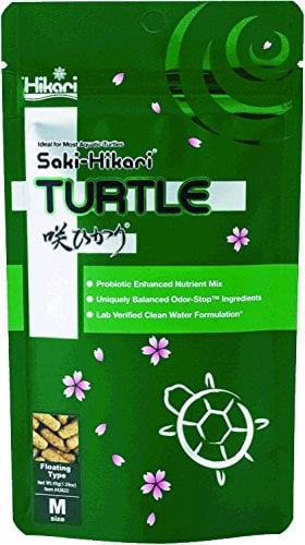 Hikari Saki Turtle Food: 20 oz by Hikari
