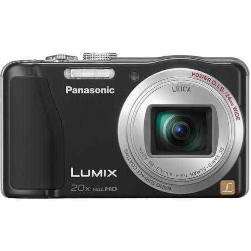 Panasonic Lumix DMC-ZS19 14.1 MP Digital Camera (Black)