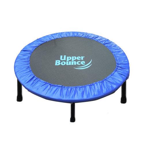 Upper Bounce 44 in. Mini Foldable Rebounder Fitness Trampoline