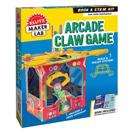 Maker Lab Arcade Claw Game