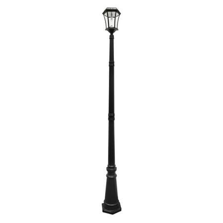Gama Sonic Victorian GS-Solar Lamp Post